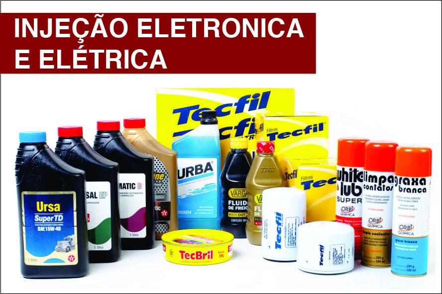 Injeção Eletrônica e Elétrica
